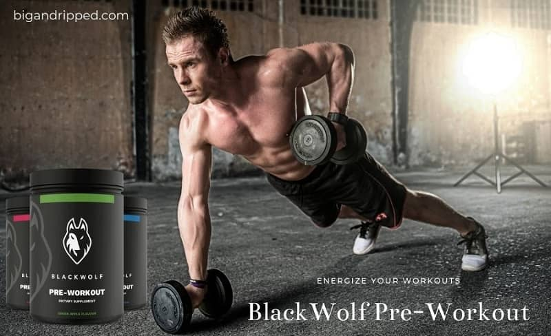 BlackWolf Pre-Workout Ingredients, Benefits, and Side Effects