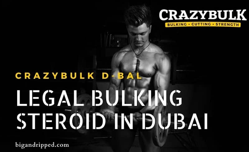 CrazyBulk D-Bal | Legal Steroids in Dubai [Buyer's Guide]