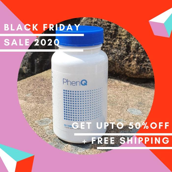 PhenQ Black Friday Deal 2020