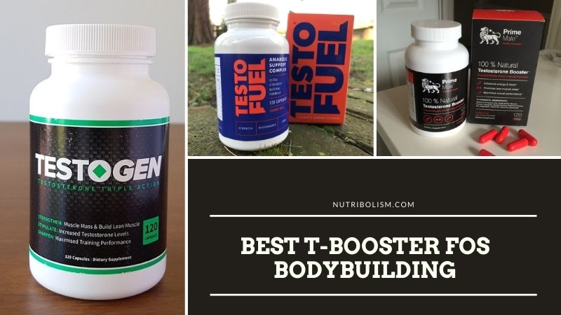 TestoGen vs TestoFuel vs Prime Male | Best T-Boosters for Bodybuilding