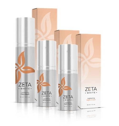 Zeta White skin cream