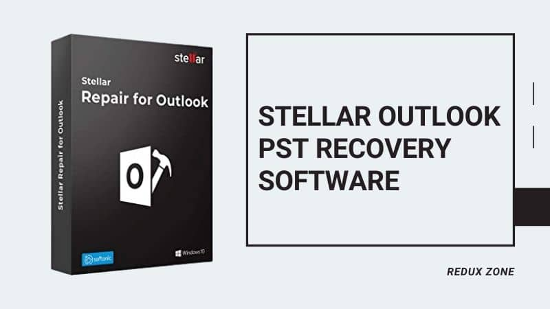 Stellar Outlook PST Recovery Software-Best PST Recovery Software