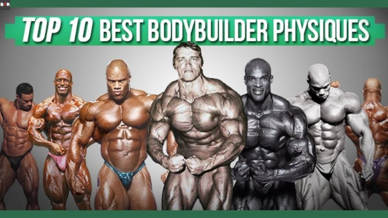Top 10 Bodybuilders In The World With Best Physique