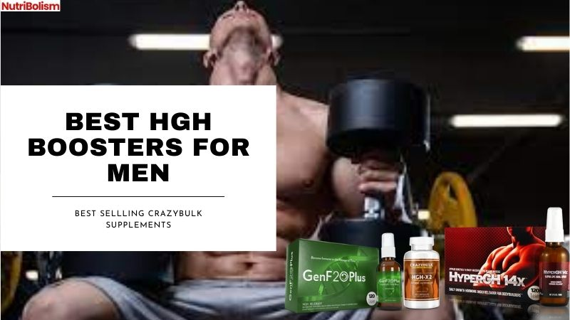 Best HGH Boosters For Muscle Gain: Are They Natural And Safe?