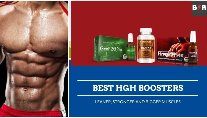 3 HGH Boosting Supplements Review [Get Bigger Muscles]