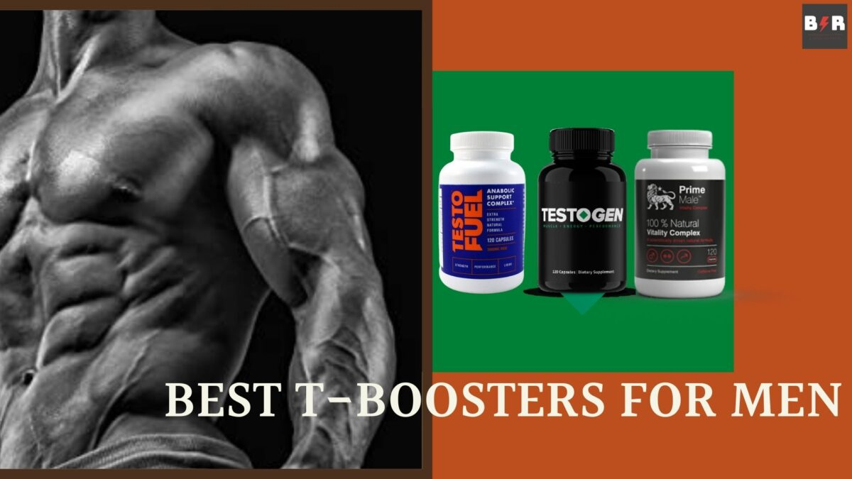 T-Boosting Supplements [Get More Strength & Stamina]