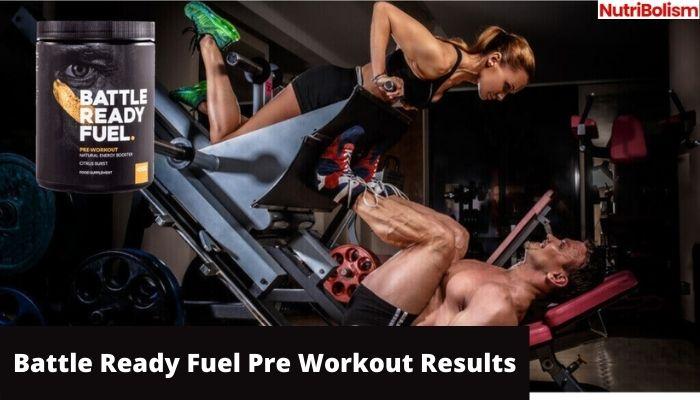 Battle Ready Fuel Pre Workout Review