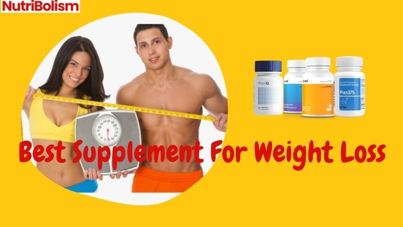 Why Do We Need Supplement For Weight Loss? [Nutribolism]