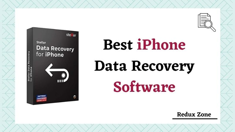 Stellar -The Best iPhone Data Recovery Software 2021