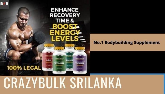 CrazyBulk Sri Lanka: D-Bal Price, Where To Buy & More