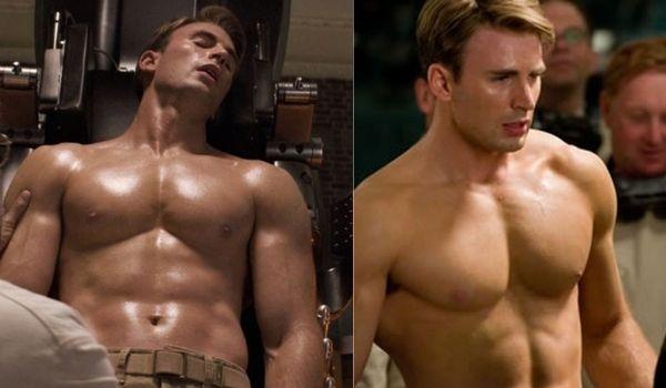 Chris Evans from Captain America