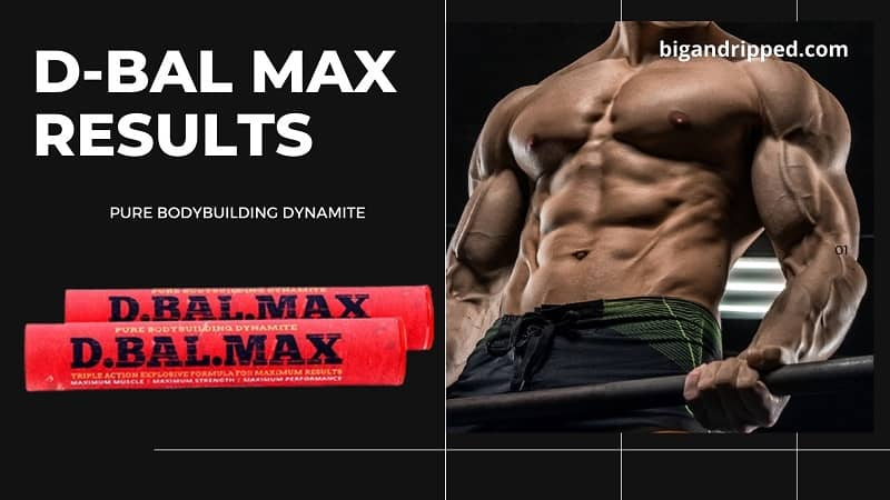 D-Bal Max Before And After Reviews | Benefits And Dosage