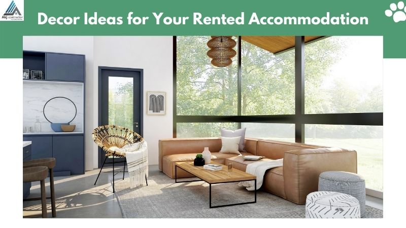 Amazing Decor Ideas for Your Rented Accommodation