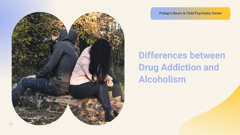 Are There Any Differences between Drug Addiction and Alcoholism?