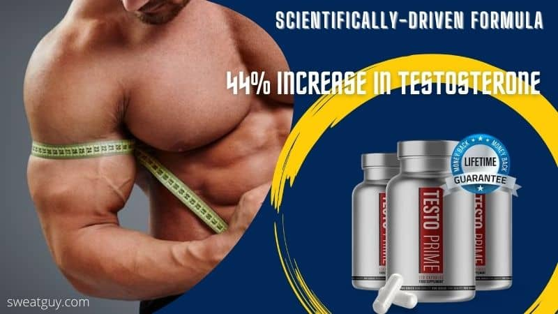 Testo Prime Testosterone Booster for Men: Results & Side Effects