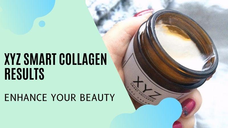 XYZ Smart Collagen Results