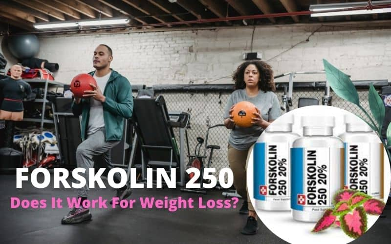 Forskolin 250 Weight Loss Pills: Does It Really work?