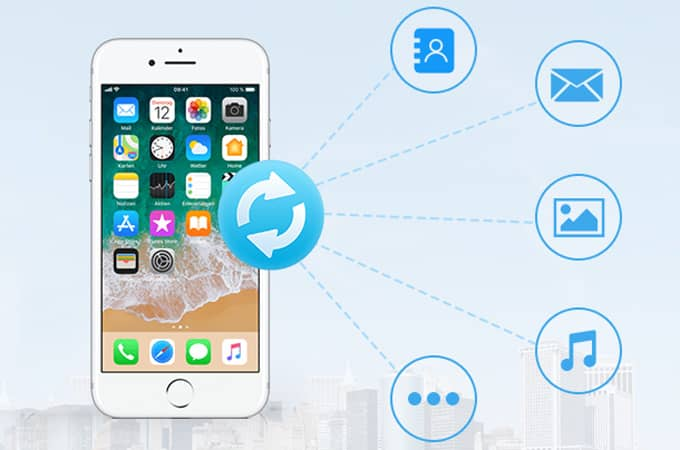 How To Recover Lost Data on iPhone