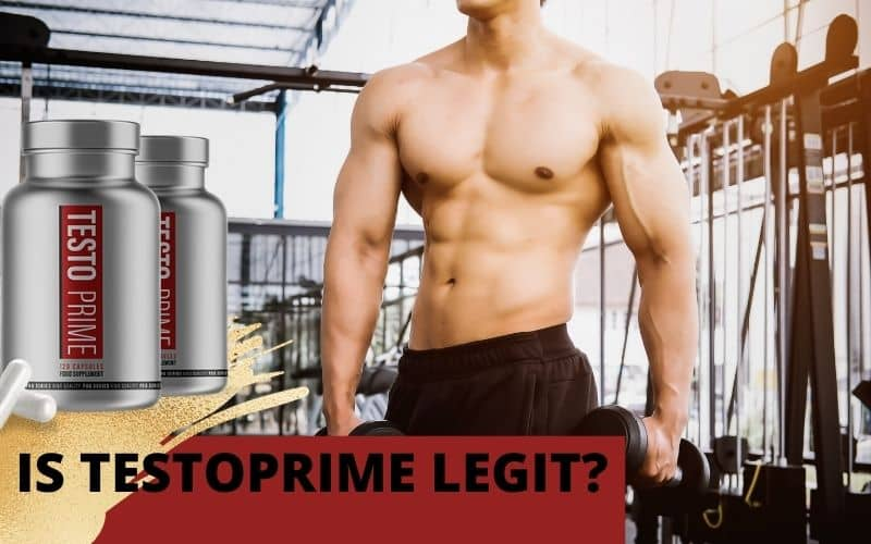 [Find Out] Is TestoPrime Testosterone Booster Legit Or Not