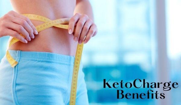 KetoCharge Benefits