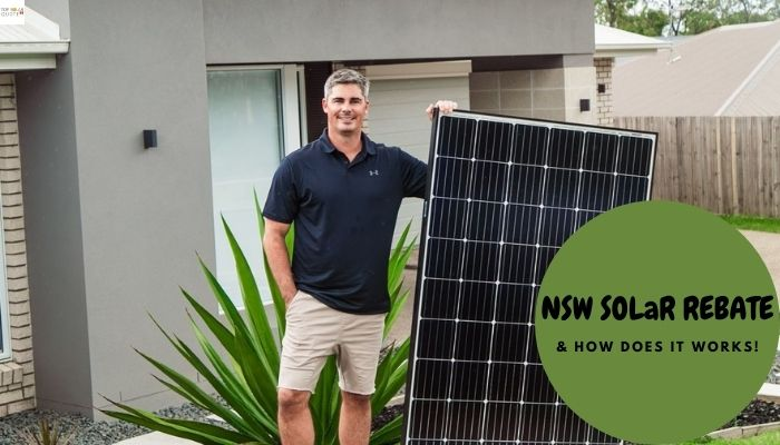 Solar Rebate NSW scheme [Good News For All Solar Users!]