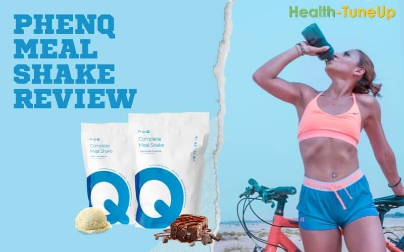 PhenQ Complete Meal Replacement Shake Review | Is It Effective?
