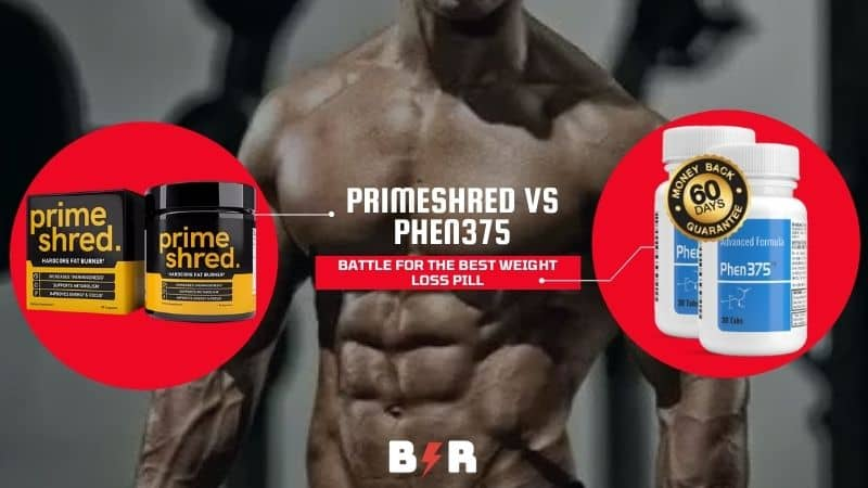 Prime Shred vs Phen375