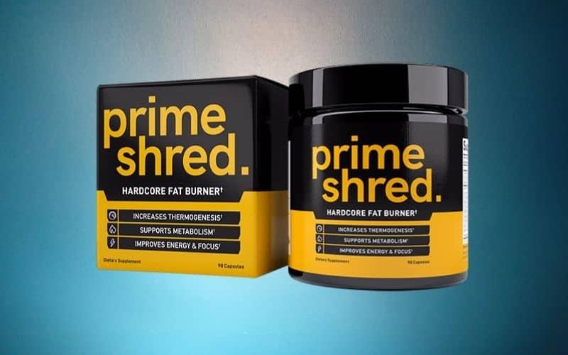 prime shred fat burner