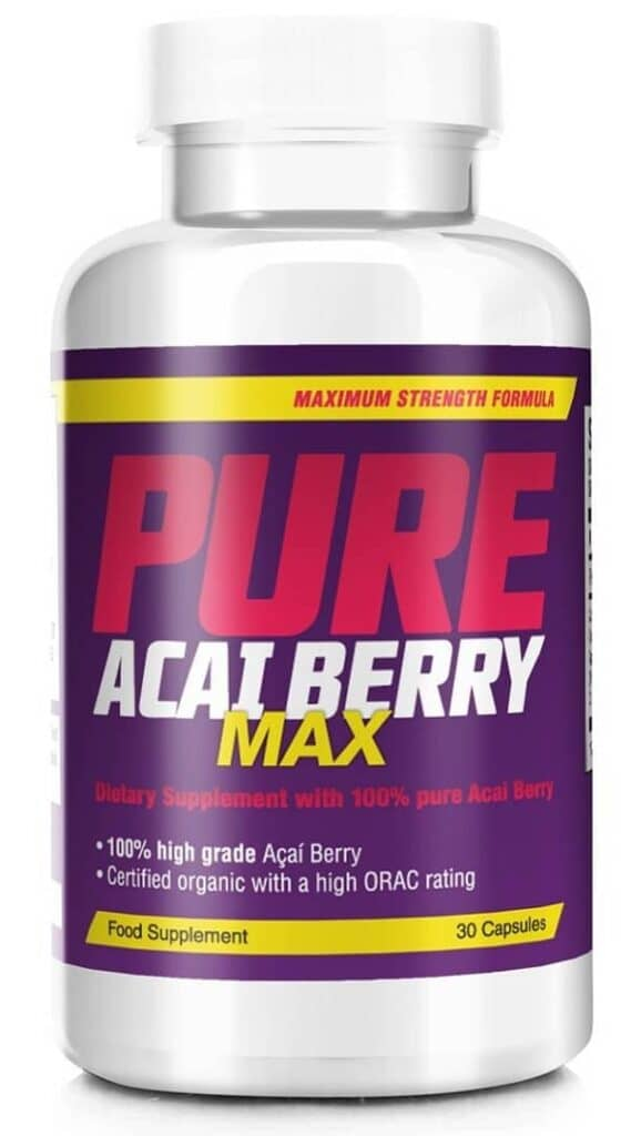 What Is Pure Acai Berry Max