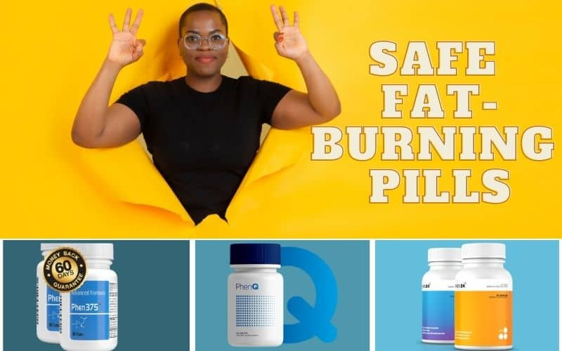 Safe & Strong Fat Burning Pills For Your Weight Loss Journey