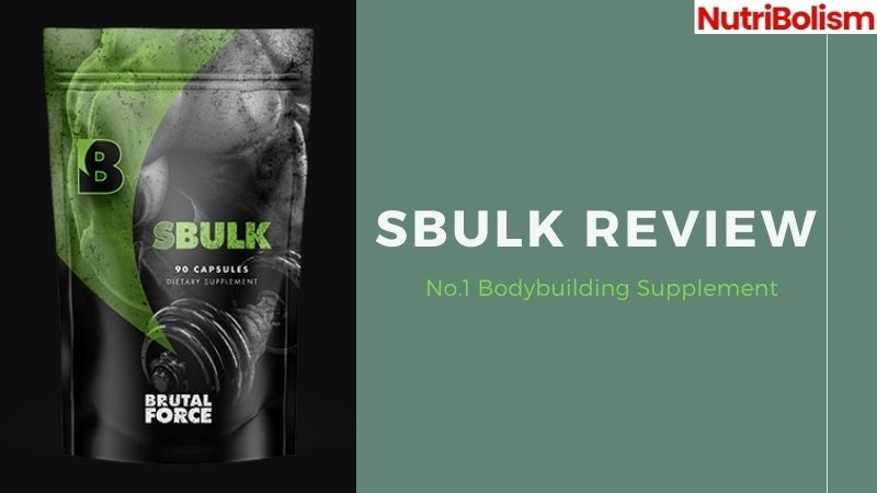 SBulk Review : Why Is This Bodybuilding Supplement Popular?
