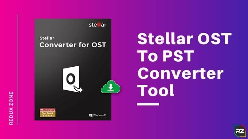 Stellar OST To PST Converter Tool Details (Features & Price)
