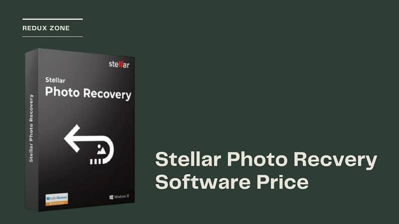 Stellar Photo Recovery Software Price
