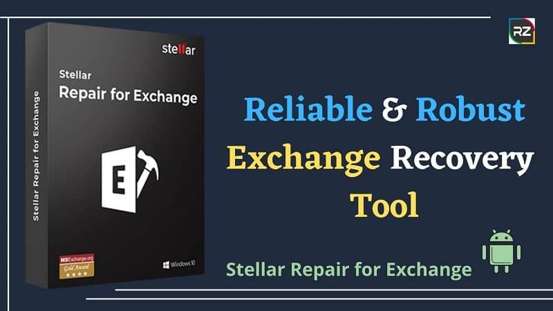 Stellar Repair For Exchange [Best Exchange Database Repair Tool]