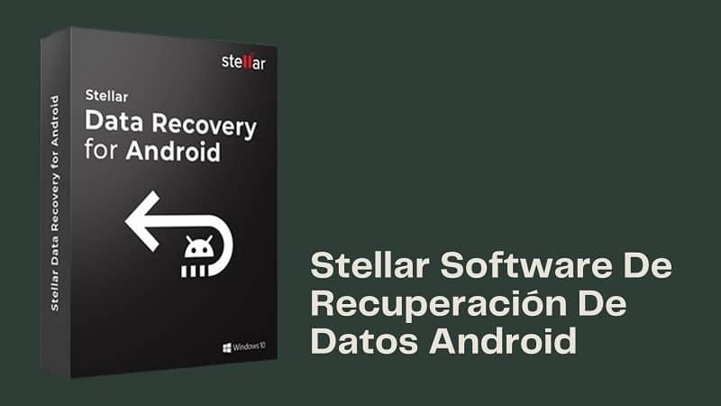 Stellar Software De Recuperación De Datos Android
