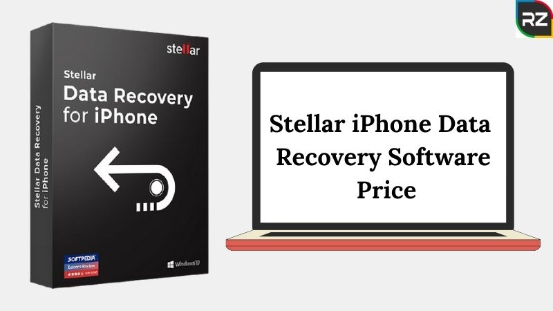 Stellar iPhone Data Recovery Software Price