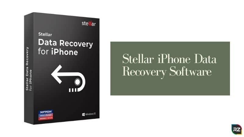Stellar iPhone Data Recovery Software