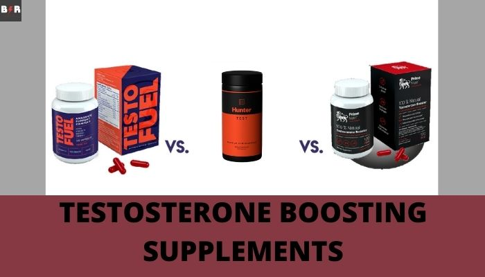 Testosterone Boosting Supplements – Are They Safe To Use?