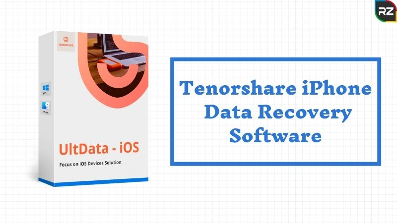 Tenorshare iPhone Data Recovery Software