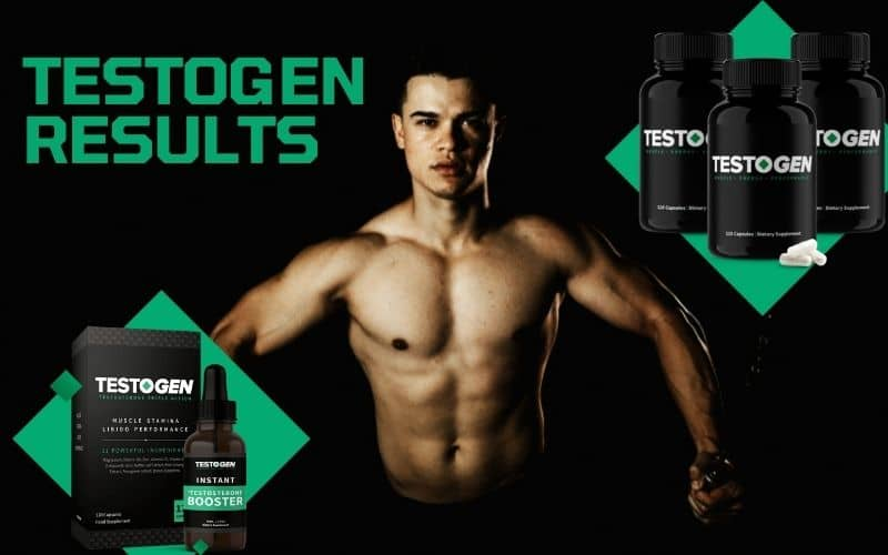 Testogen Results [Is This Testosterone Booster Legit?]