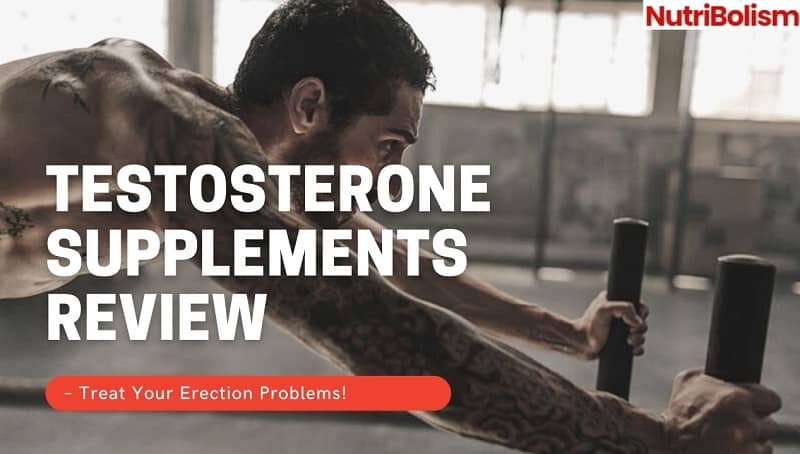 Best Testosterone Booster Review For Erectile Dysfunction