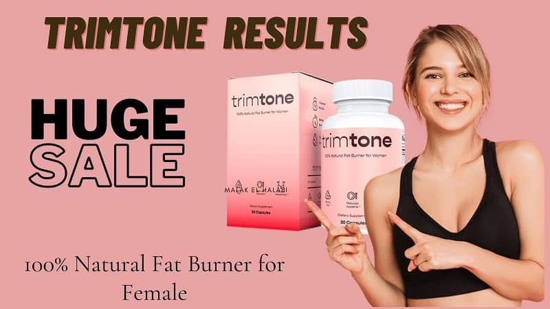 Trimtone Results: Is it an Effective Natural Fat Burner for women?