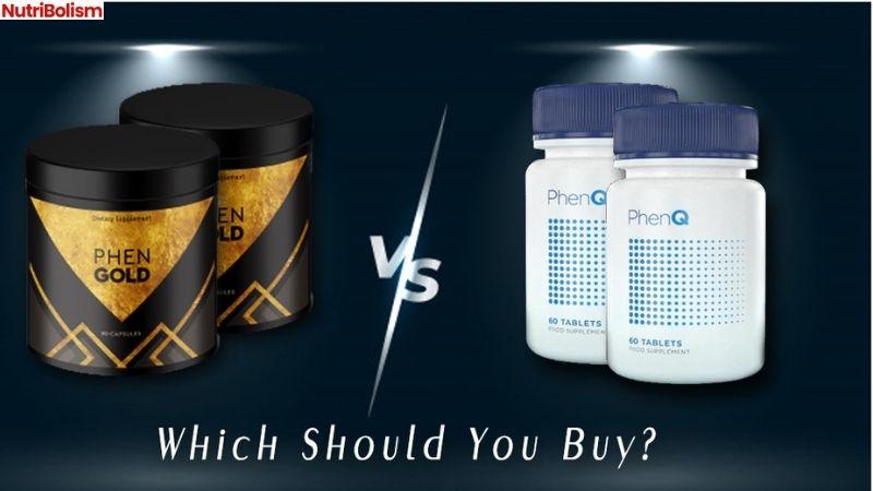PhenQ vs PhenGold: Best OTC Phentermine Pills For Weight Loss
