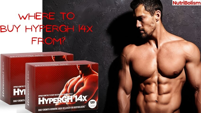 Where To Buy HyperGH 14X From?