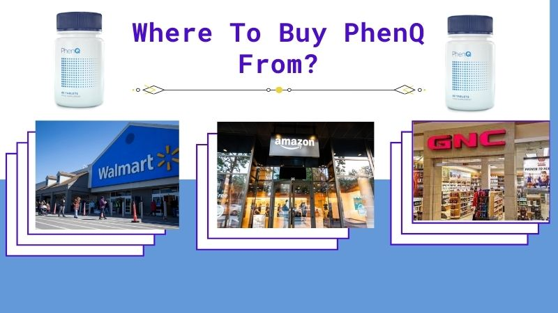 Where To Buy PhenQ From?