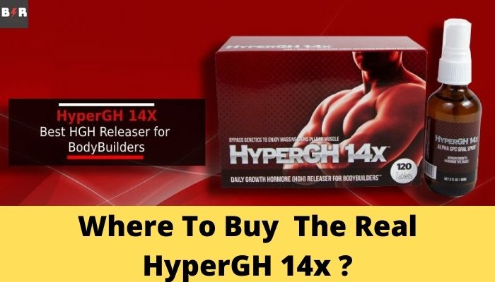 HyperGH 14x HGH Booster :Where Can I Buy It Online?