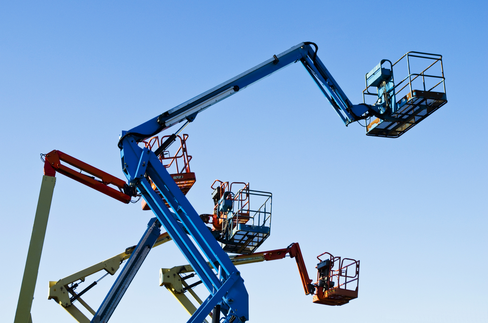 The Different Types Of Aerial Lifts Available For Each Job