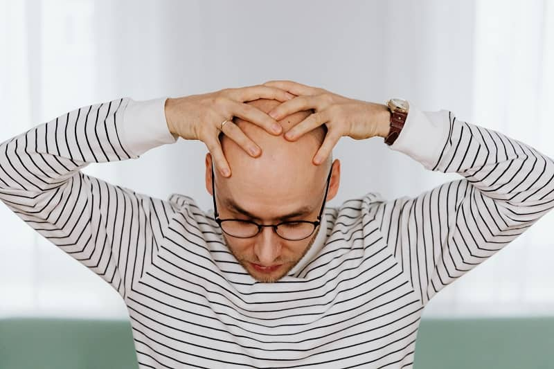 What Causes Hair Loss In Young Male? [Top 5 Reasons]