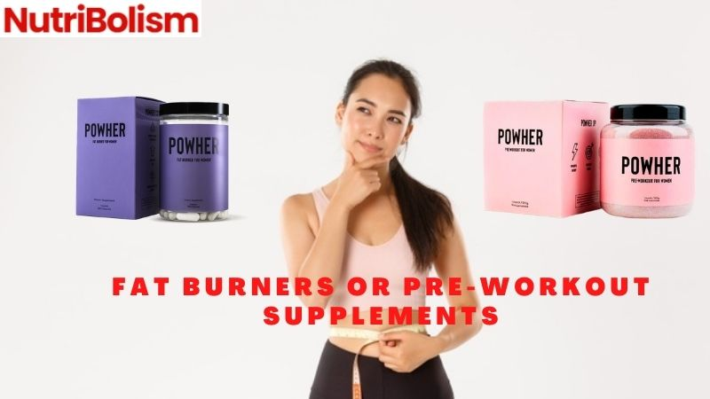 Fat Burners vs Pre-Workout Supplements [Do They Have Any Difference?]