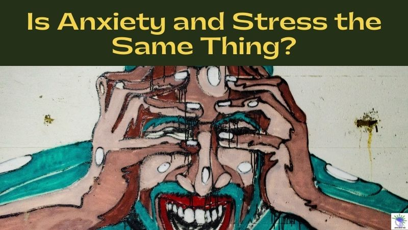 Is Anxiety and Stress the Same Thing or Different?